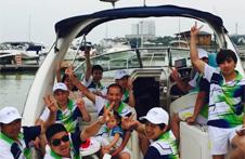 太湖帆船赛