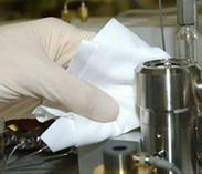 超细纤维无尘布的除尘效率