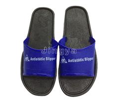防静单PVC拖鞋