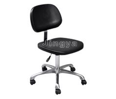 防静电皮革靠背椅